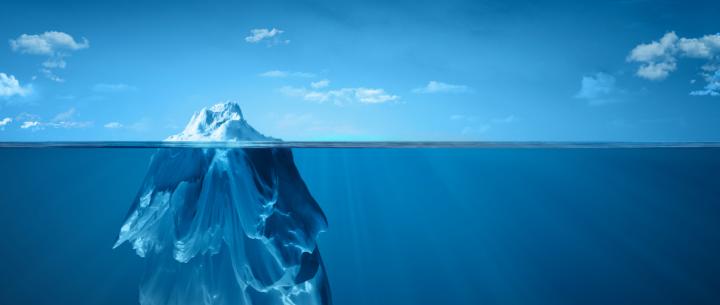 El iceberg de la marca personal